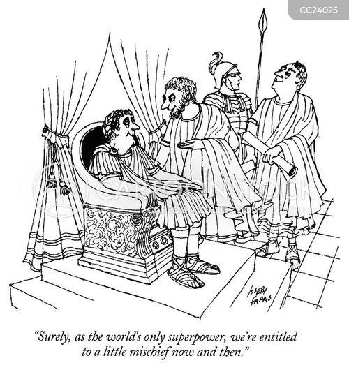 Romans Cartoons