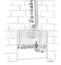 parking garage cartoons parking garage cartoon funny parking garage picture parking garage [ 800 x 1078 Pixel ]
