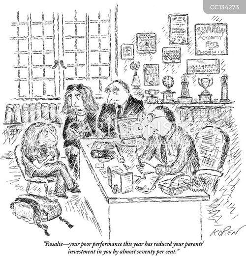 Principal Cartoons