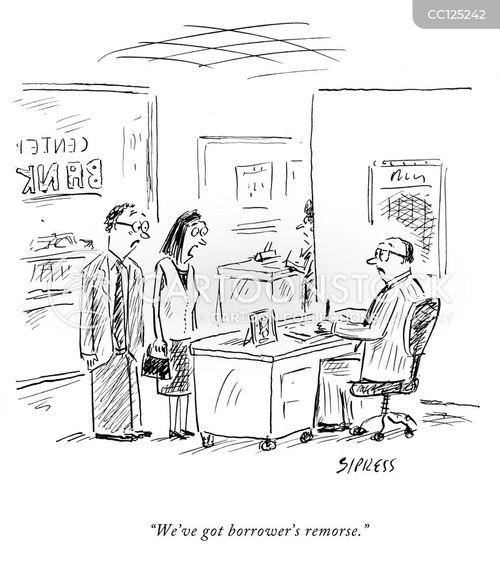 Remorse Cartoons