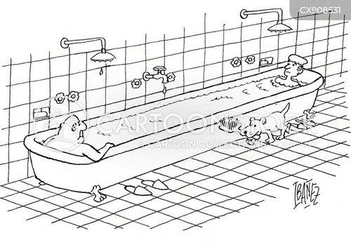 Washes Cartoons