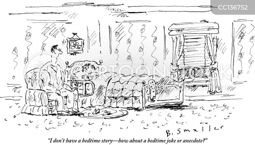 Bedtime Story Cartoons