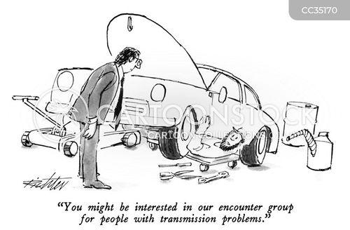 Garage Cartoons
