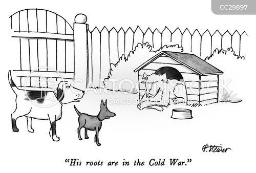 Cold War Cartoons