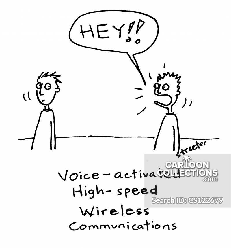 Wireless Communications Cartoons
