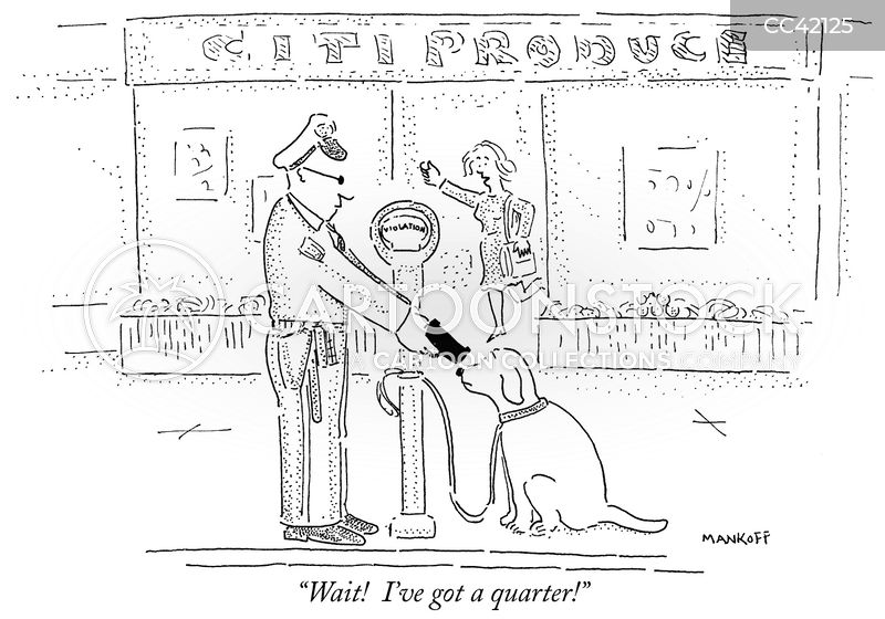 Police Officers Cartoons