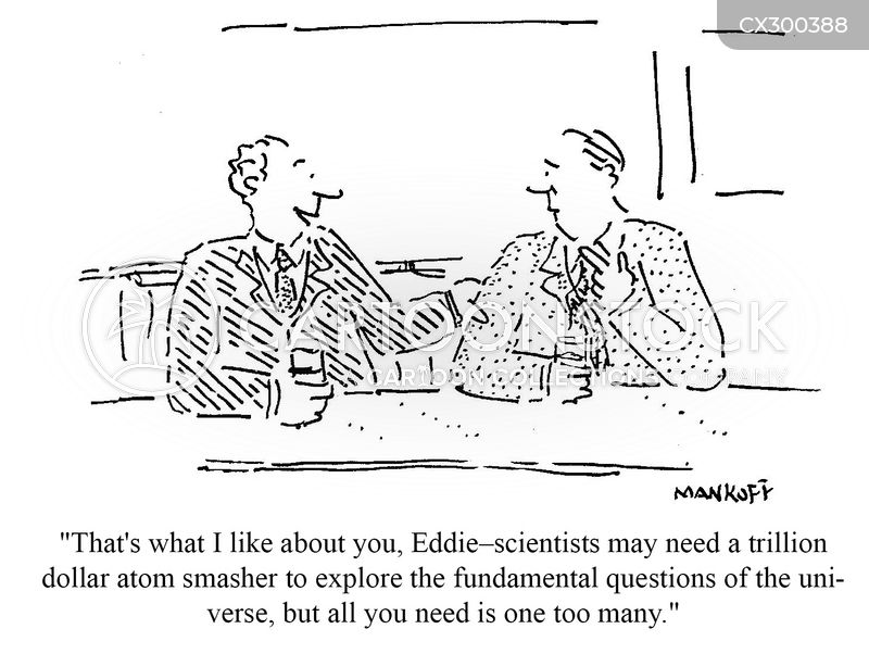 Quantum Physics Cartoons