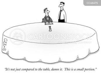 fancy food cartoon cartoons restaurants expensive comics funny