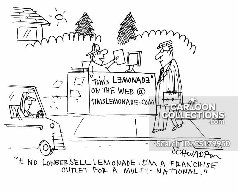 Globalization Cartoons