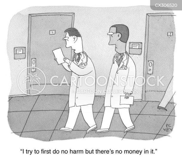 Bad Doctor Cartoons and Comics - funny pictures from CartoonStock