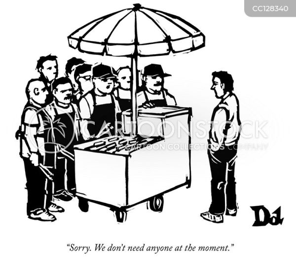 Overstaffed Cartoons and Comics funny pictures from