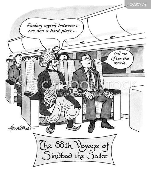 Voyages Cartoons