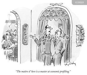 fancy restaurant cartoon funny restaurants maitre cartoons