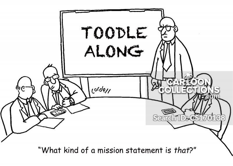 Strategic Planning Cartoons