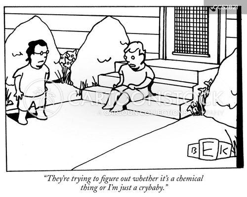 Hormones Cartoons