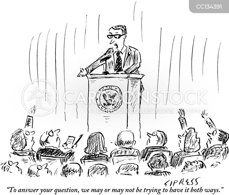 Conference Cartoons