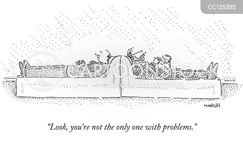 Problem Cartoons