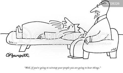 Authoritarian Cartoons