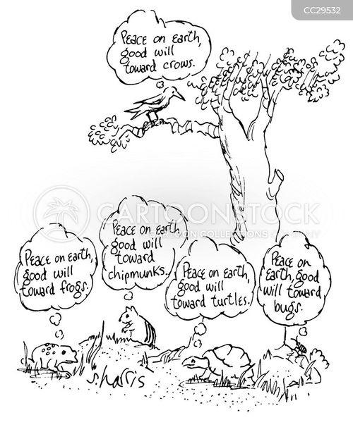 God Cartoons
