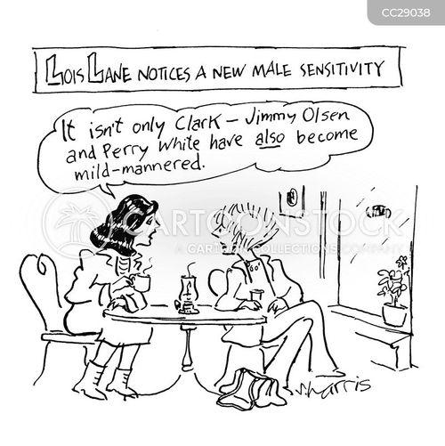 Toxic Masculinity Cartoons