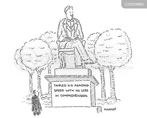 Comprehension Cartoons