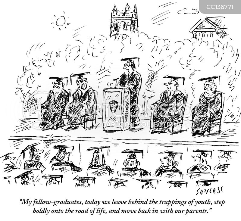 Degrees Cartoons