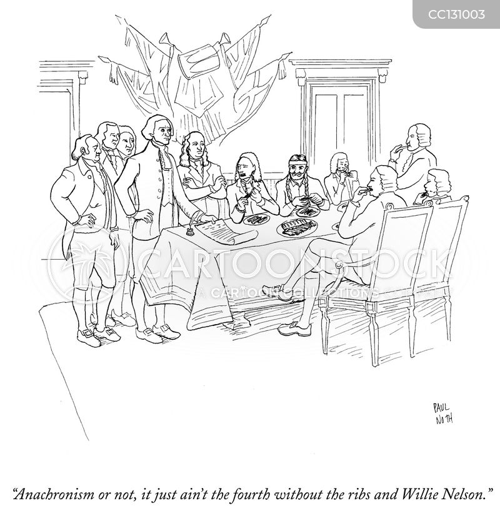George Washington Cartoons