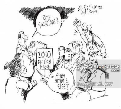 American Farmer News and Political Cartoons