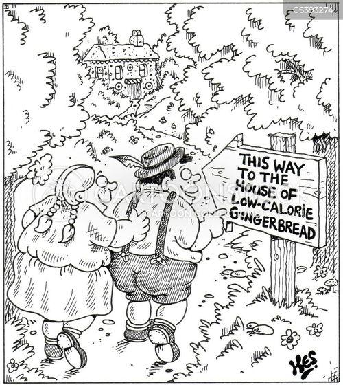 Fairytales News and Political Cartoons