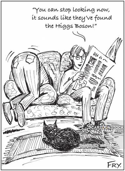Physicist News and Political Cartoons