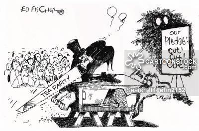 Public Service News and Political Cartoons