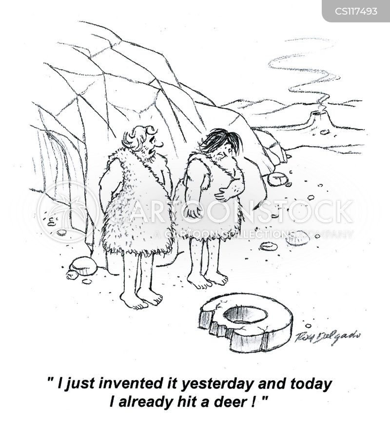 Road Kill Cartoons and Comics  funny pictures from