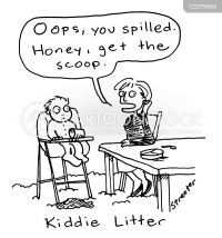 Kiddie Cartoons and Comics