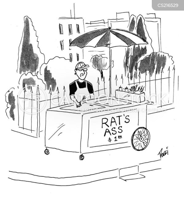Hotdog Stands Cartoons and Comics funny pictures from
