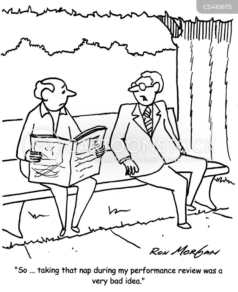 Pin Performance Review Cartoons M373 on Pinterest