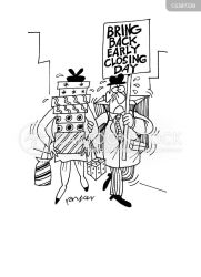 closing early cartoon funny cartoons comics cartoonstock close business dislike