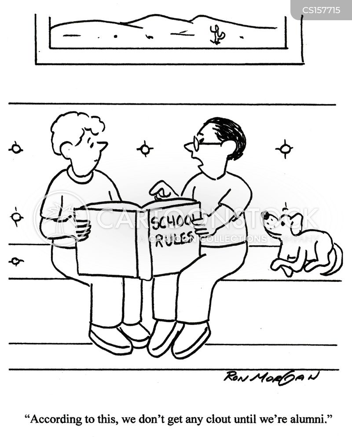 Alumni cartoons, Alumni cartoon, funny, Alumni picture