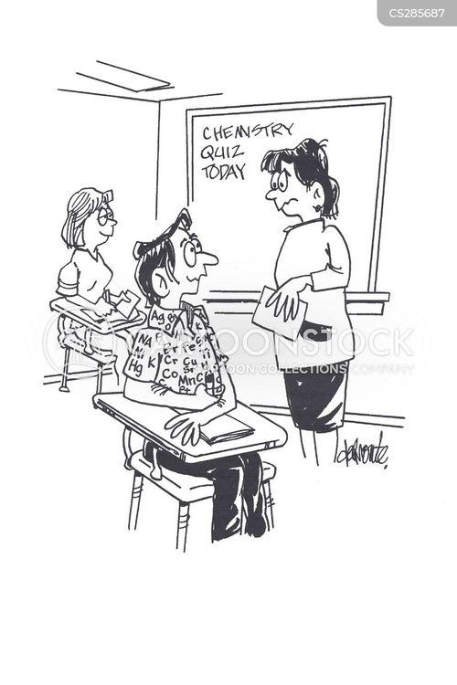 Chemistry Teacher cartoons, Chemistry Teacher cartoon