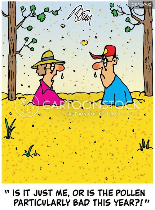 Allergic Rhinitis cartoons, Allergic Rhinitis cartoon, funny, Allergic ...