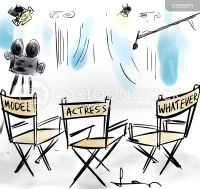Directors Chairs Cartoons and Comics - funny pictures from ...