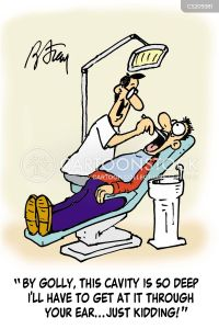 Dentists Chair Cartoons and Comics - funny pictures from ...