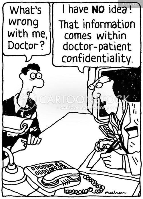 female urologist examining male patient