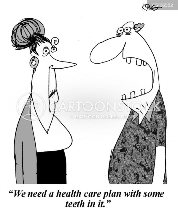 Health Cover Cartoons And Comics - Funny