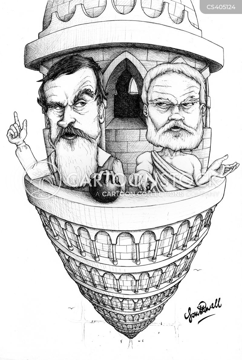 aristoteles: NEW ARISTOTLE VS GALILEO