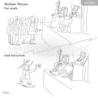 Comfy Chairs Cartoons and Comics - funny pictures from ...
