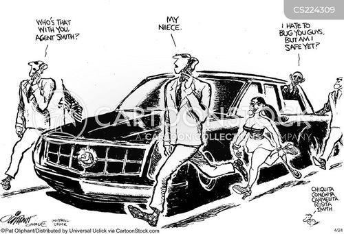 Prostitute Secret Service Scandal