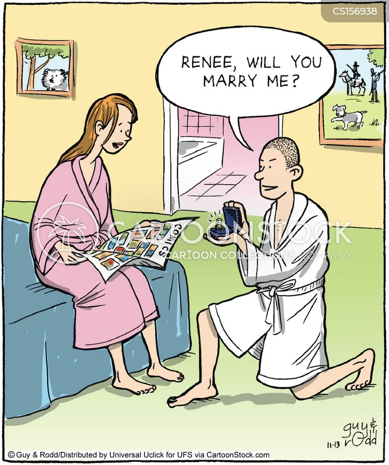 Wedding Rings Cartoons And Comics Funny Pictures From