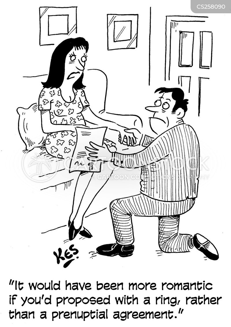 Engagment Cartoons And Comics Funny Pictures From
