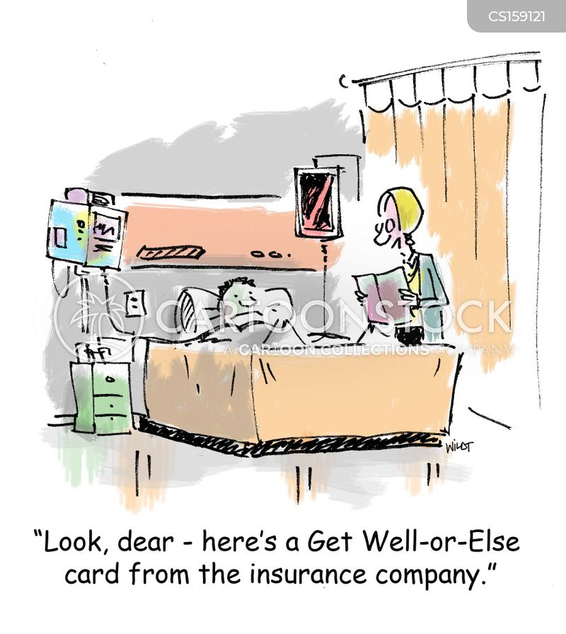 Get Well Cartoons and Comics  funny pictures from CartoonStock