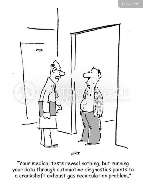 Medical Diagnosis: Medical Diagnosis Engine